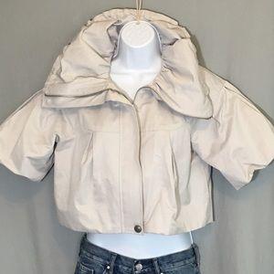 Elle Size Small Crop Jacket